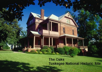 The                                 Oaks, Tuskegee National Historic Site